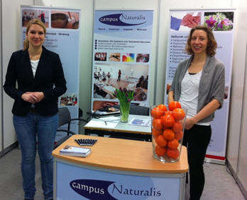 campus Naturalis auf der Let�s Care Messe in Hamburg