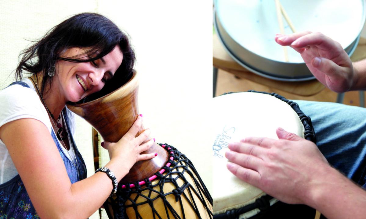 Ausbildung Musiktherapie   Musiktherapeut