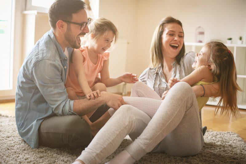 Depressionen und Burnout bei Kindern - Geborgenheit schaffen