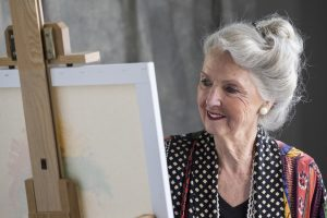 Kunsttherapie - Wirkung bei demenzkranken Menschen