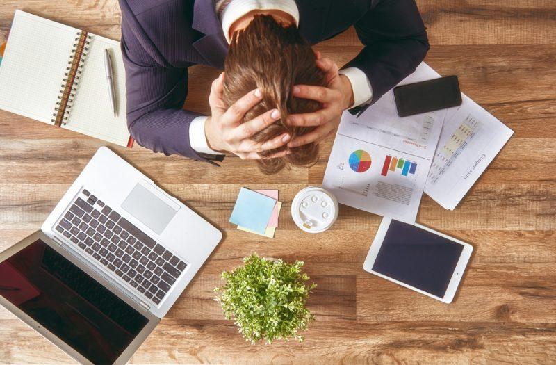 psychische Erkrankungen am Arbeitsplatz