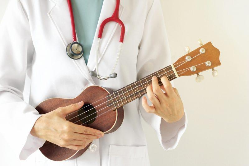 Musiktherapie in der Pflege