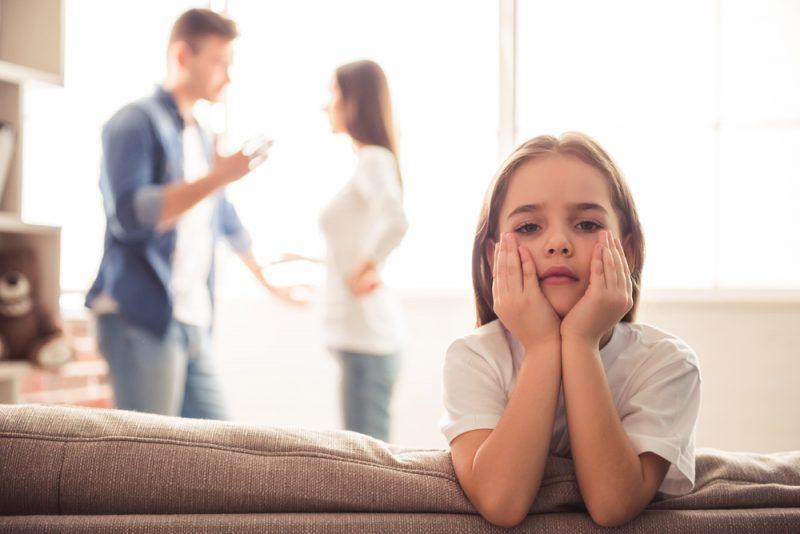 Anzeichen für eine Überforderung eines Kindes