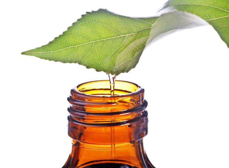 Aromatherapie: 100% reines ätherisches Öl