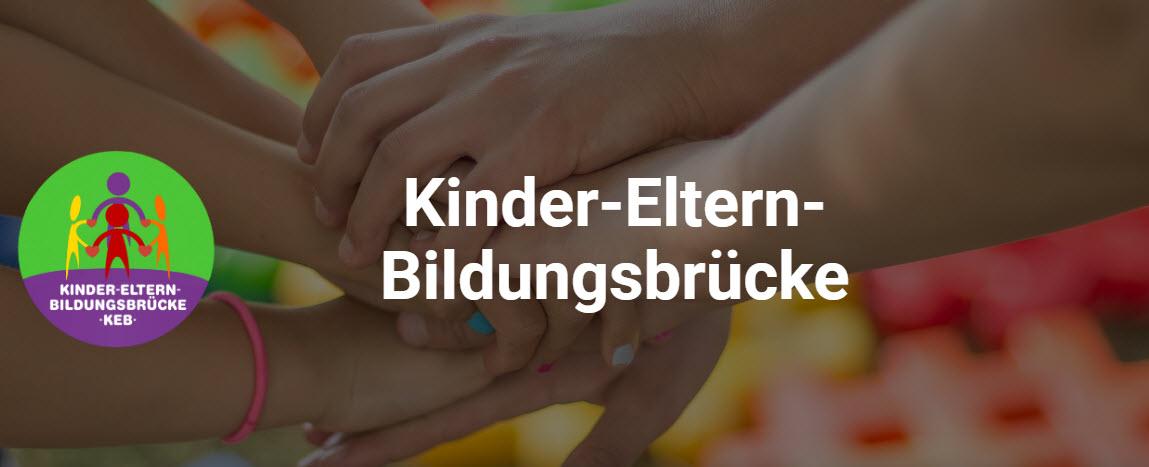 Kinder-, Eltern- Bildungsbrücke