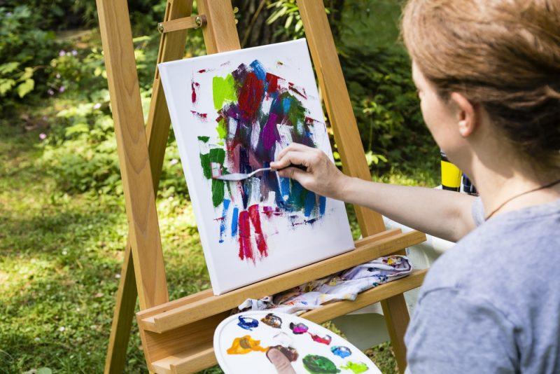 Kunst - ein Kick in der Suchttherapie?