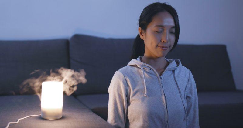 Aromatherapie zu Hause in den Alltag integrieren