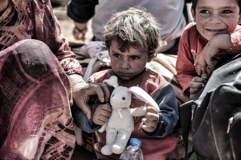 Traumatherapie bei Flüchtlingskindern