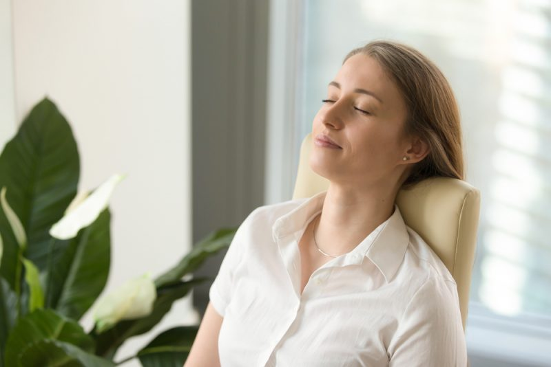 Psyche stärken - negativen Stress abbauen