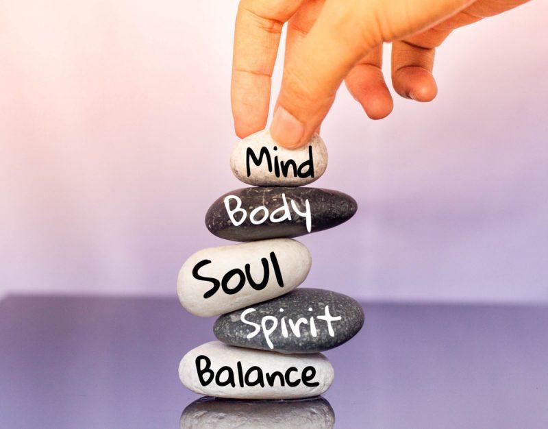 Wichtig ist die gesunde Balance