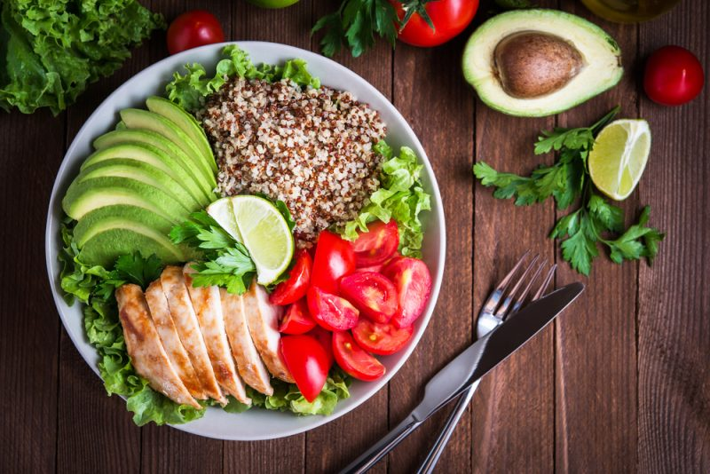 Gesunde Ernährung - Kein hoher Aufwand!