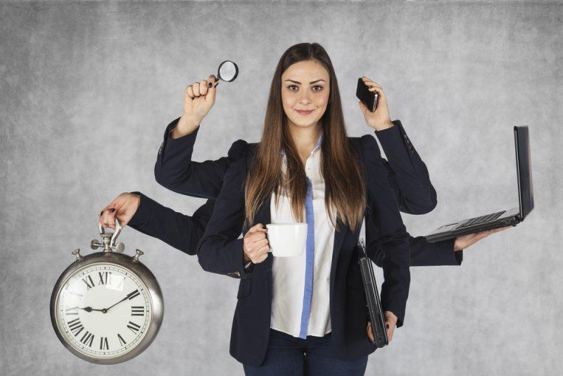 Betriebliche Maßnahmen für mehr Produktivität