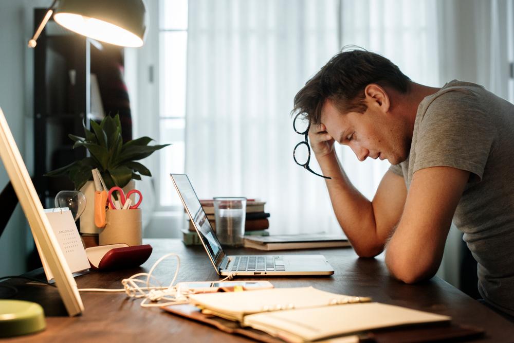 >50% der Arbeitnehmer: Symptome des Burnouts