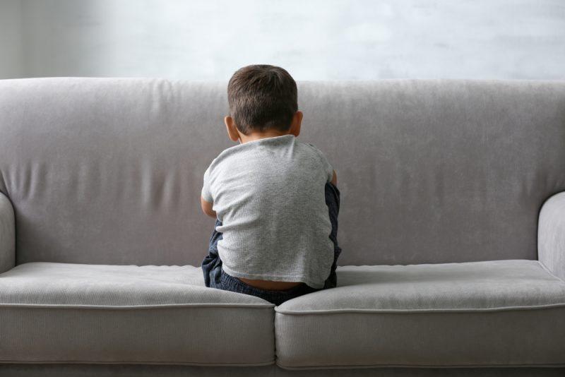 Emotionale Schwierigkeiten bei jüngeren Kindern