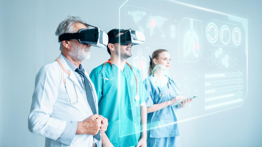 Virtuelle Realität (VR) bei der Behandlung