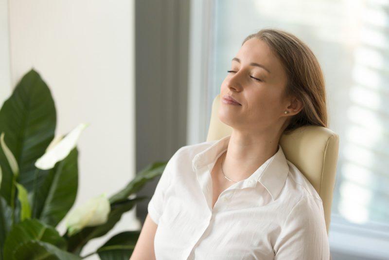 Stress reduzieren und Freiräume schaffen