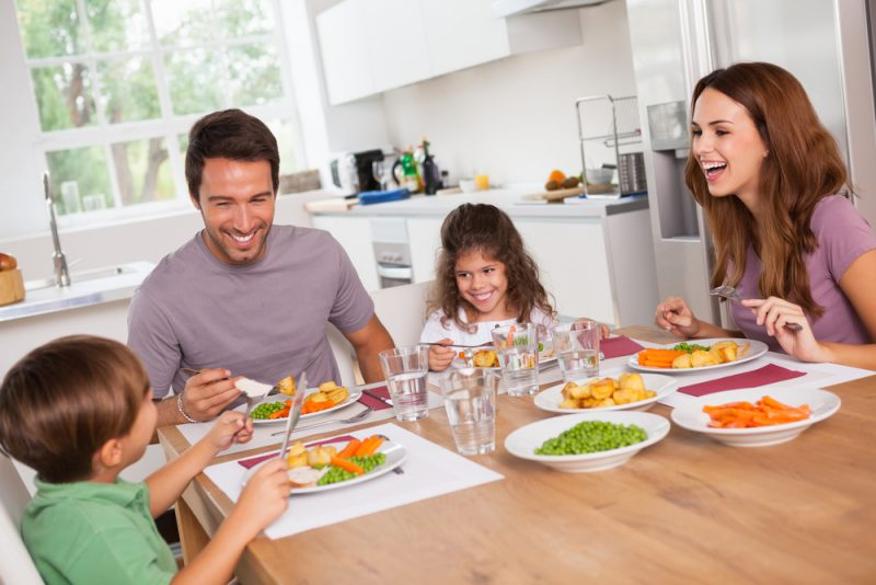 So wichtig sind gemeinsame Mahlzeiten