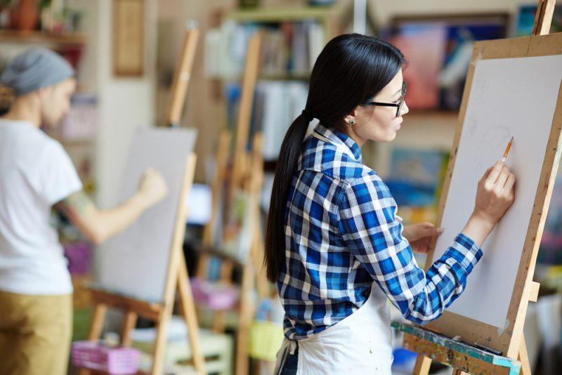 Kreative Berufe: Die Kunst beim Lernen