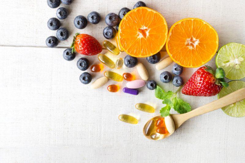 Vitamine und Mineralstoffe - unterschiedliche Funktionen