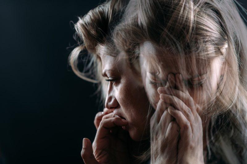 Versteckt, aber nie ganz weg: Traumatische Erlebnisse lassen sich nur zeitweise im Unterbewusstsein vergraben.