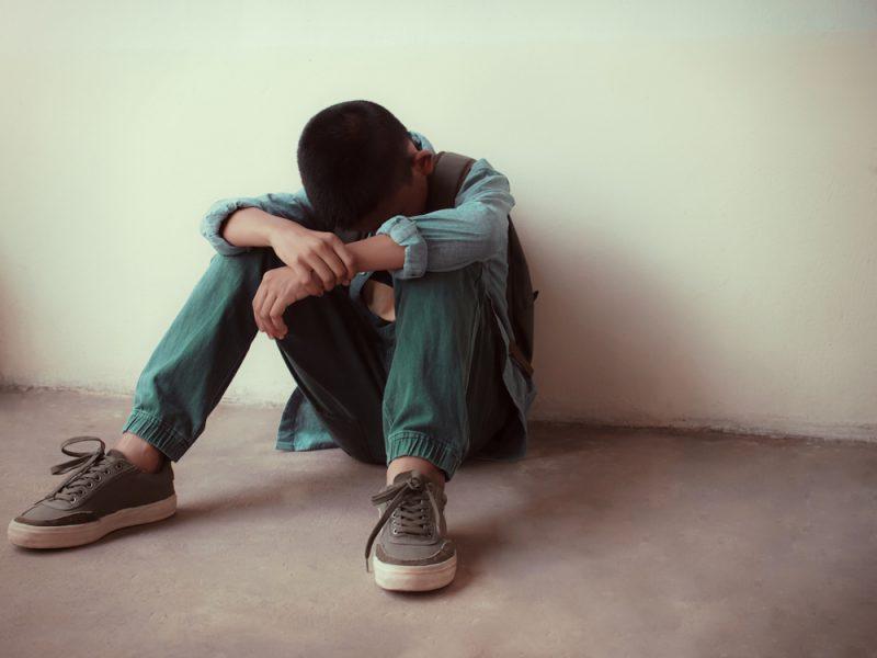 Flüchtlingskinder sind aufgrund ihrer Erfahrung häufig von Traumata betroffen.