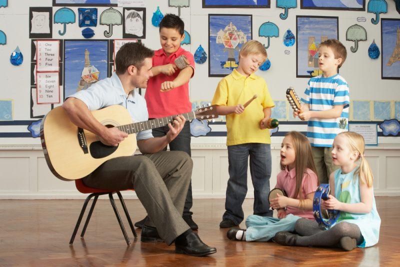 Die musikalische Früherziehung kann Fluch oder Segen sein. Viele Kinder bekommen den Eindruck vermittelt, nicht musikalisch zu sein.