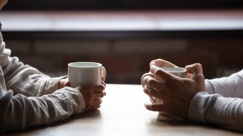 Gespräche: Wir-Gefühl und damit die Stärke fördern