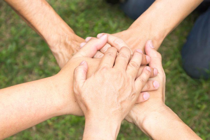Zusammenhalt in Familie & Umfeld